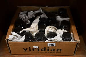 A quantity of boxed as new Viridian health supplements to include High Potency Magnesium 300mg (120 capsules)