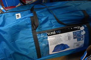 An as new Vango Experience...