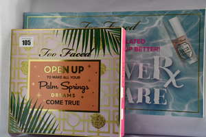 Three Too Faced Palm...