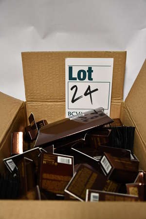 A quantity of boxed as...
