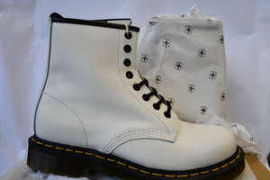 A pair of as new Dr Martens...