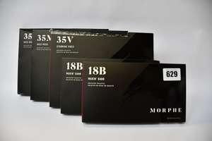 Two as new Morphe 18b...