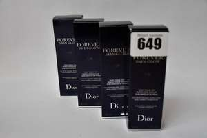 Four as new Dior Forever...
