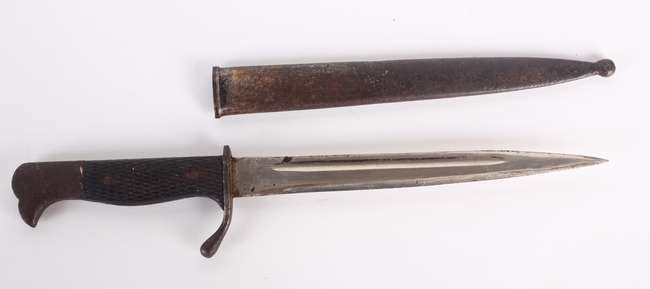 Militaria] An Unusual Second World War German Dress Bayonet