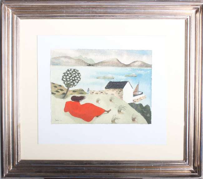 Mary Fedden 'Over to Skye' (2000)