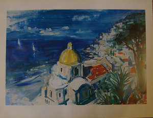 Collection of prints/photographs, J. Anderson, DoE photos, 8 prints of ballerina (qty)