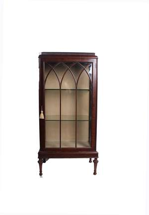 Warring and Gillow Display cabinet