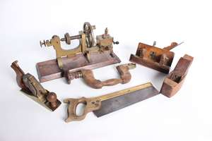 Lathe and tools