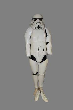 (Star Wars) - Stormtrooper outfit Deluxe